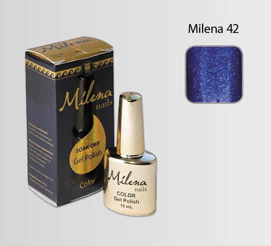 Гель-лак для ногтей «Milena» 42