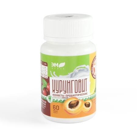 Конфеты пробиотические «Курунговит»