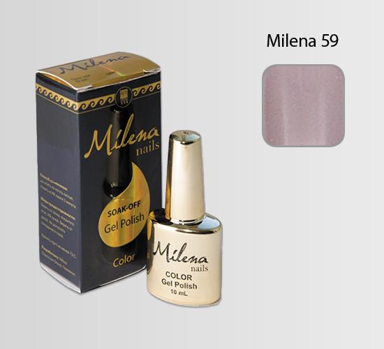 Гель-лак для ногтей «Milena» 59