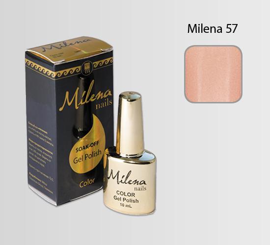 Гель-лак для ногтей «Milena» 57