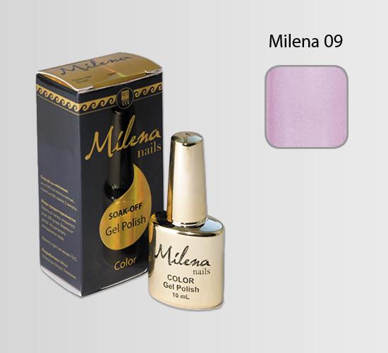 Гель-лак для ногтей «Milena» 09