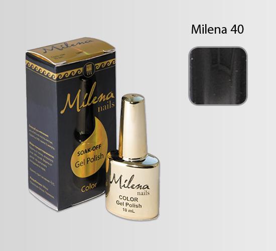Гель-лак для ногтей «Milena» 40