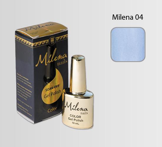 Гель-лак для ногтей «Milena» 04