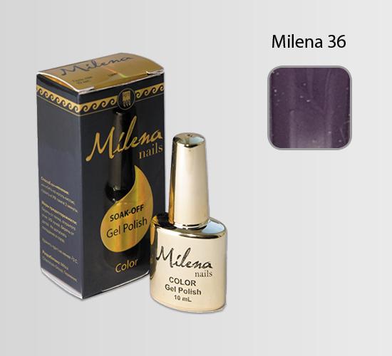 Гель-лак для ногтей «Milena» 36