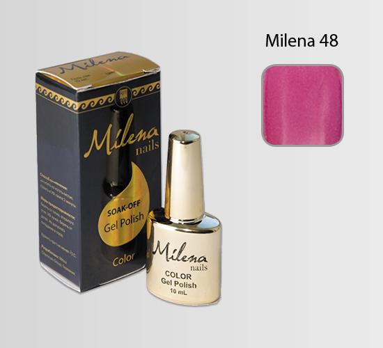 Гель-лак для ногтей «Milena» 48