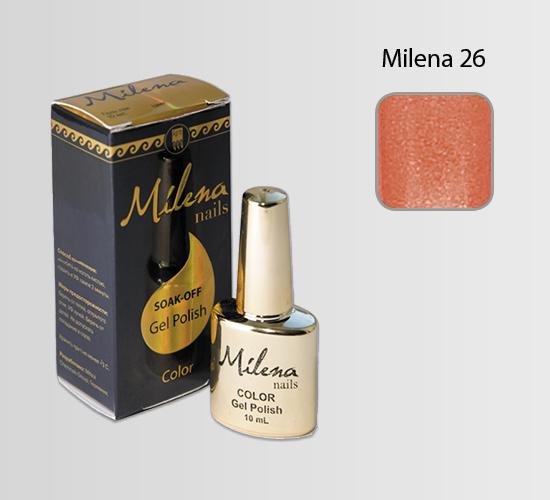 Гель-лак для ногтей «Milena» 26