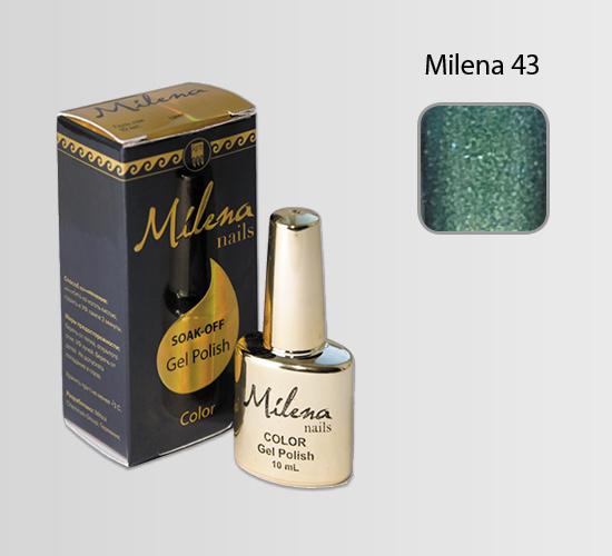 Гель-лак для ногтей «Milena» 43
