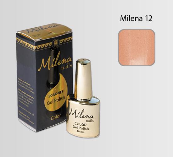 Гель-лак для ногтей «Milena» 12