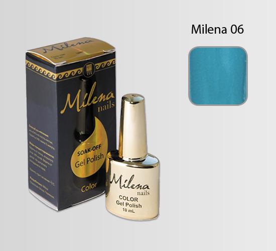 Гель-лак для ногтей «Milena» 06