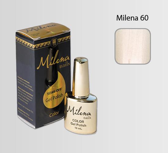Гель-лак для ногтей «Milena» 60