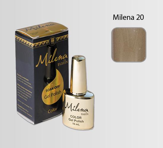 Гель-лак для ногтей «Milena» 20