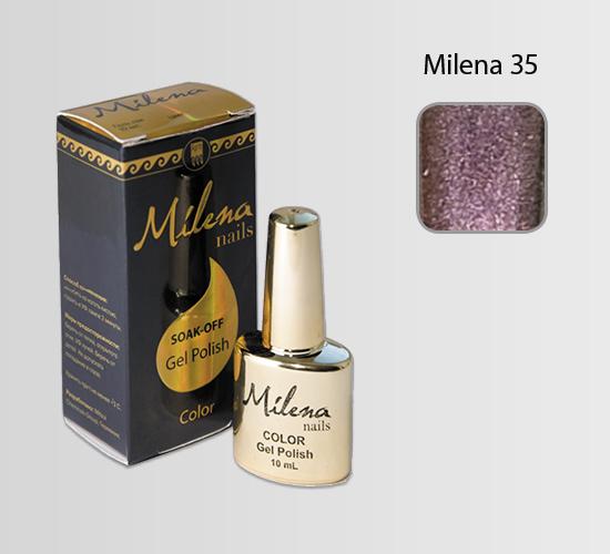Гель-лак для ногтей «Milena» 35