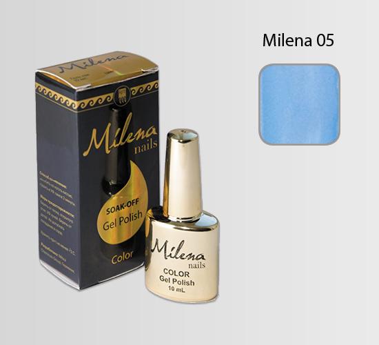 Гель-лак для ногтей «Milena» 05