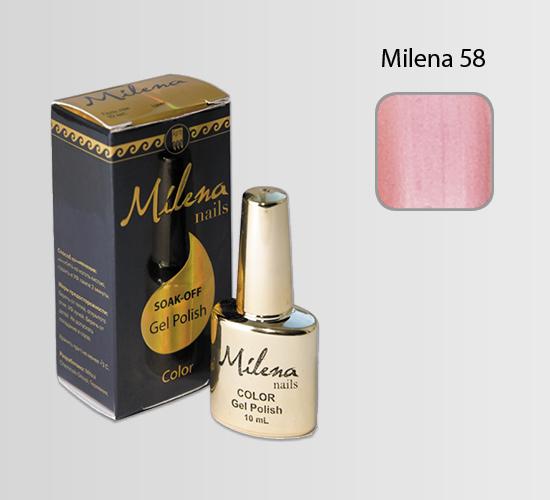 Гель-лак для ногтей «Milena» 58