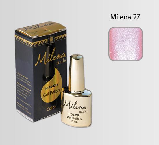 Гель-лак для ногтей «Milena» 27
