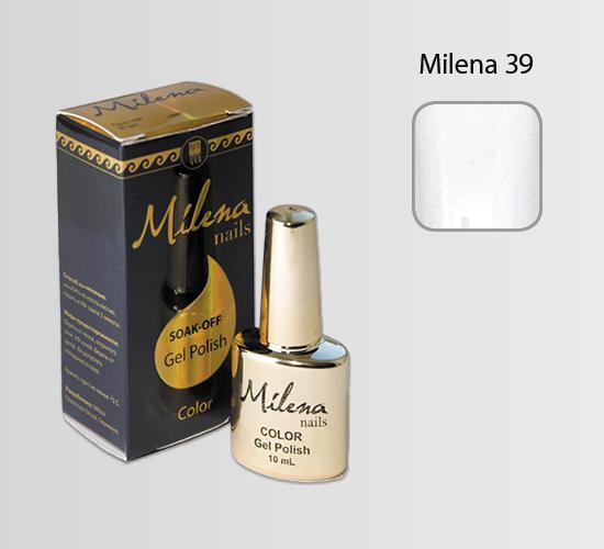Гель-лак для ногтей «Milena» 39