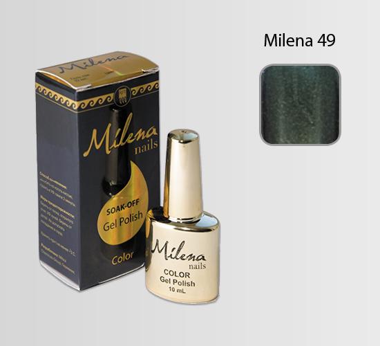Гель-лак для ногтей «Milena» 49