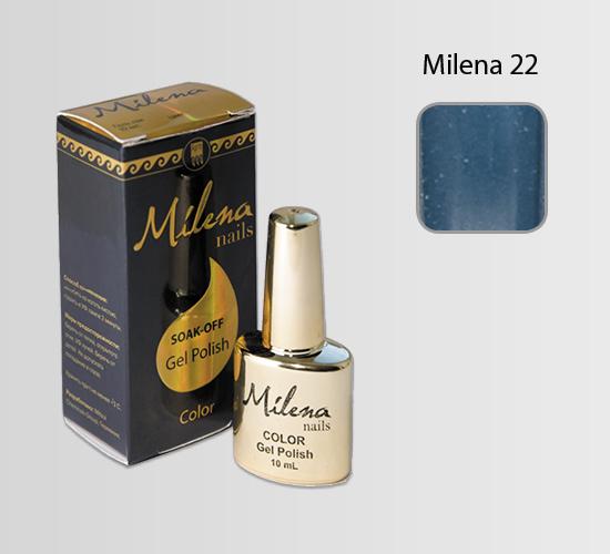 Гель-лак для ногтей «Milena» 22