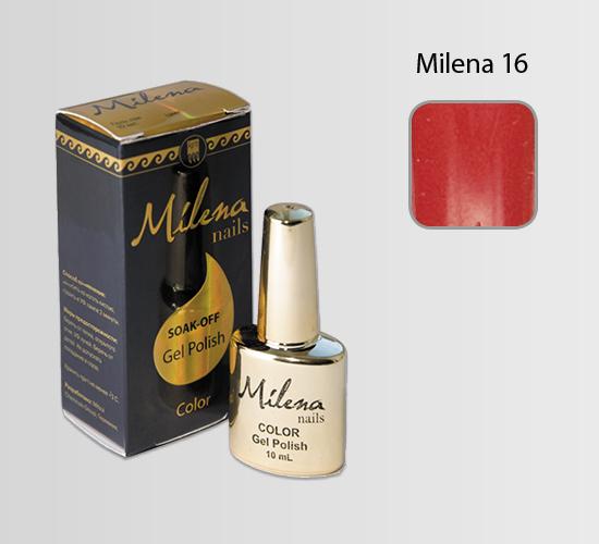 Гель-лак для ногтей «Milena» 16