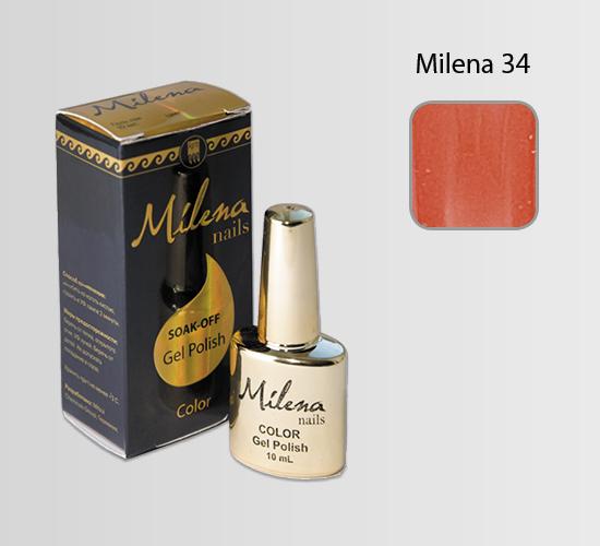 Гель-лак для ногтей «Milena» 34