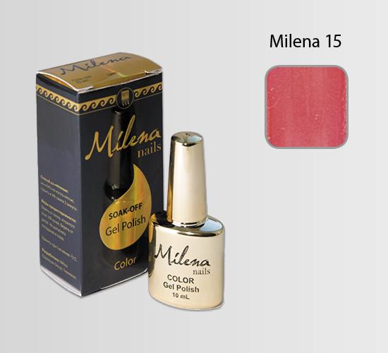 Гель-лак для ногтей «Milena» 15