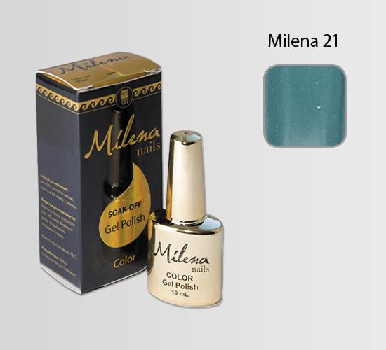 Гель-лак для ногтей «Milena» 21