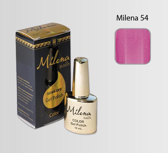 Гель-лак для ногтей «Milena» 54
