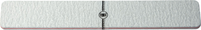 Пилка для ногтей «Прямая» «Milena»