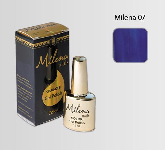 Гель-лак для ногтей «Milena» 07