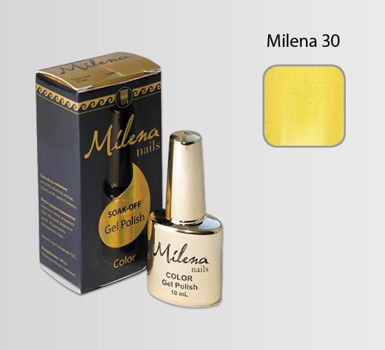 Гель-лак для ногтей «Milena» 30