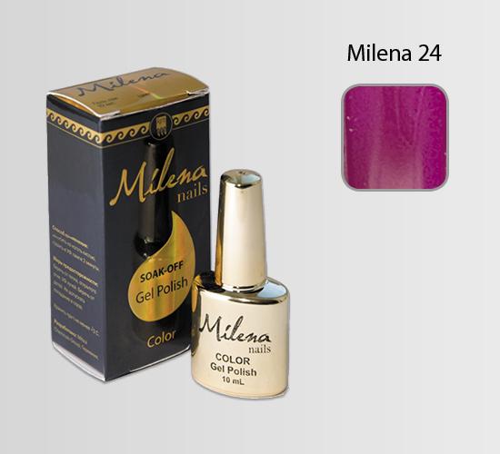 Гель-лак для ногтей «Milena» 24