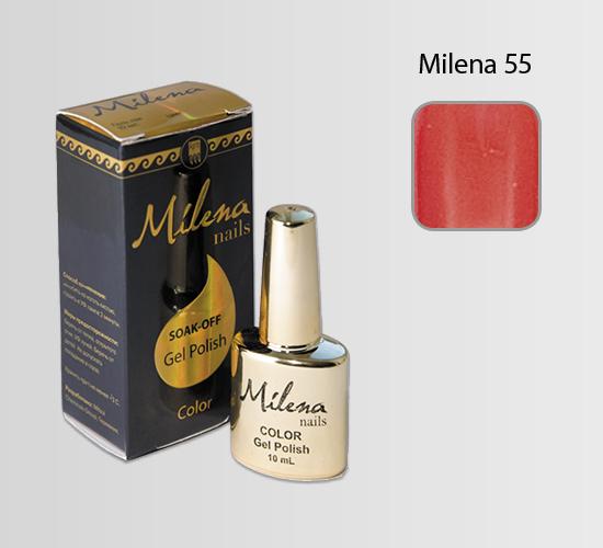 Гель-лак для ногтей «Milena» 55
