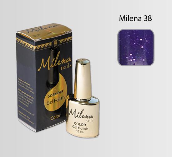 Гель-лак для ногтей «Milena» 38