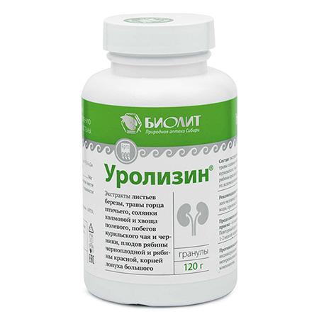 Напиток чайный гранулированный «Уролизин»